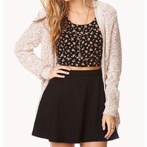 H&M Skater Skirt by Divided